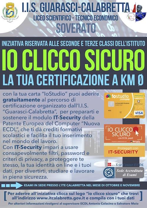 IT-Security al Guarasci-Calabretta