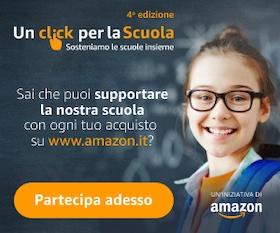 Amazon Un click per la scuola